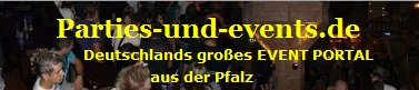 Chrom-Nickel-Kupfer Band - Link-Banner - Parties und Events